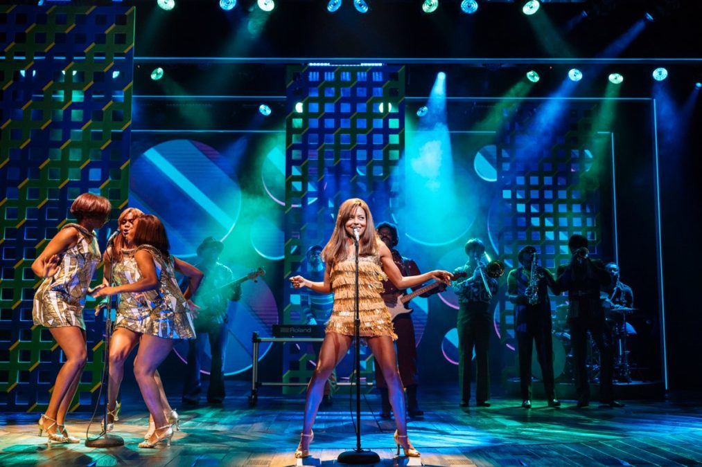 PS - London - Tina the Musical - Adrienne Warren - 09/2017 - Manuel Harlan