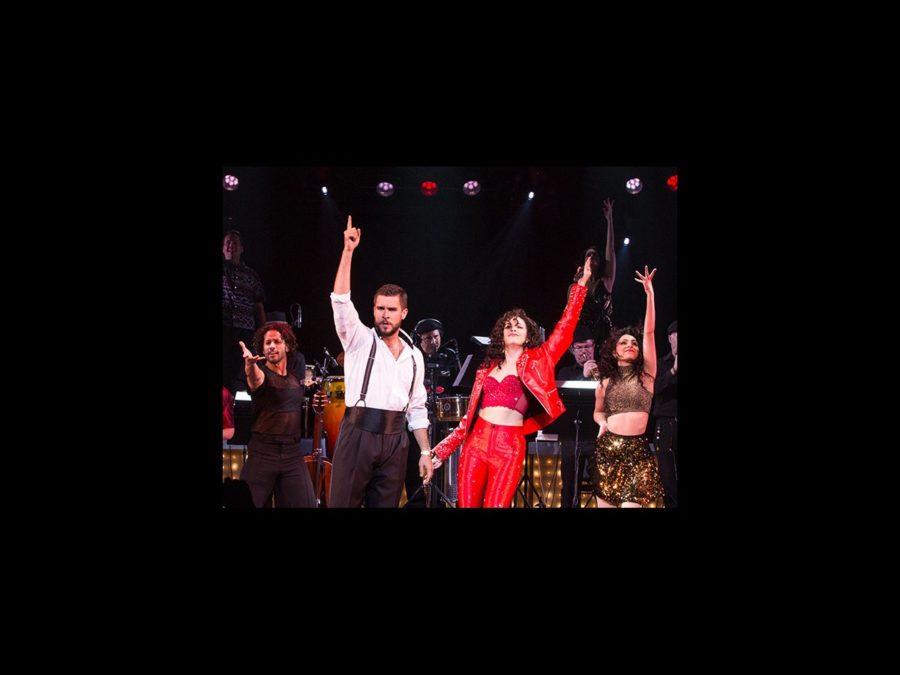 PS - On Your Feet - wide - 9/15 - Josh Segarra & Ana Villafane