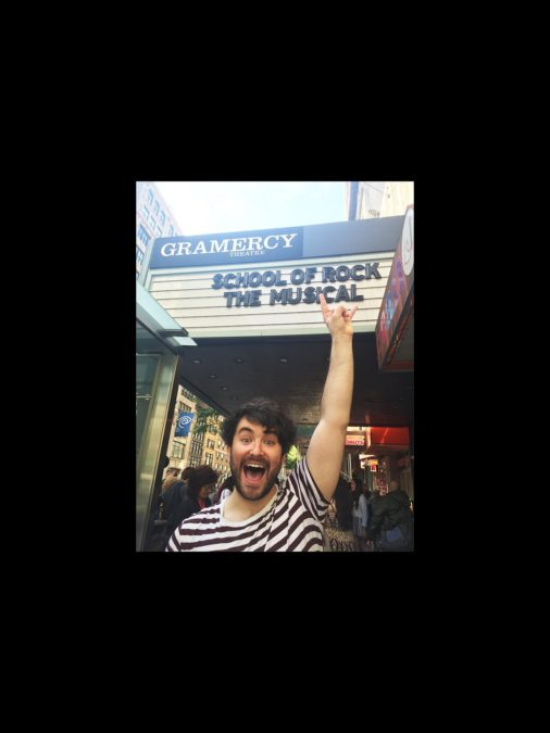 HS - School of Rock - Alex Brightman - 6/15