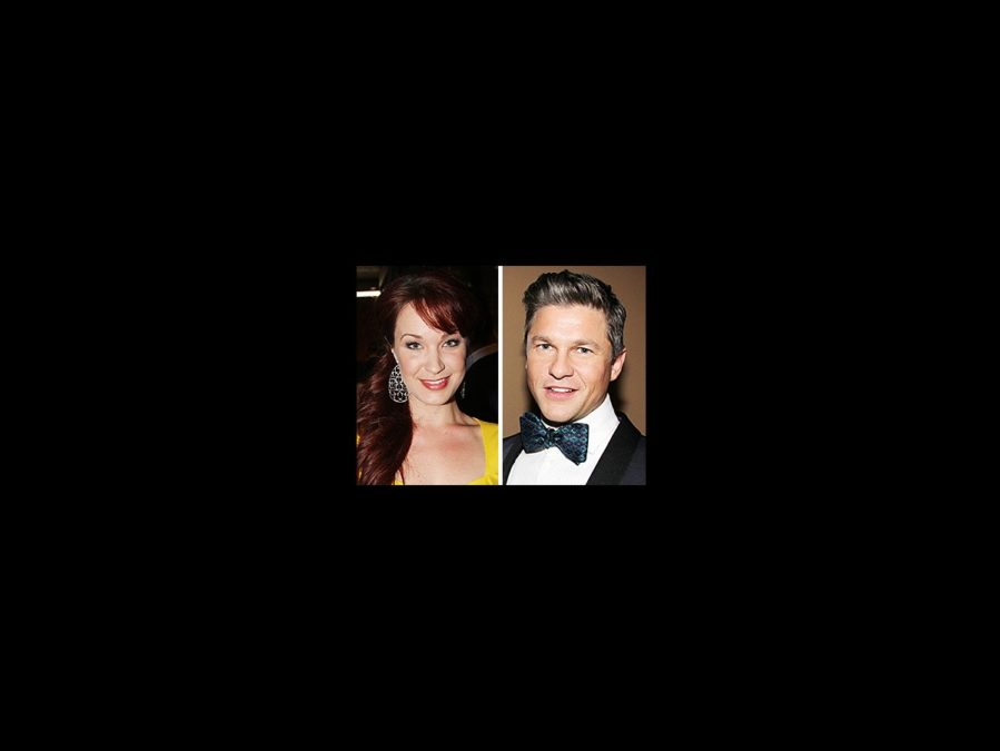 Sierra Boggess - David Burtka - square - 8/14