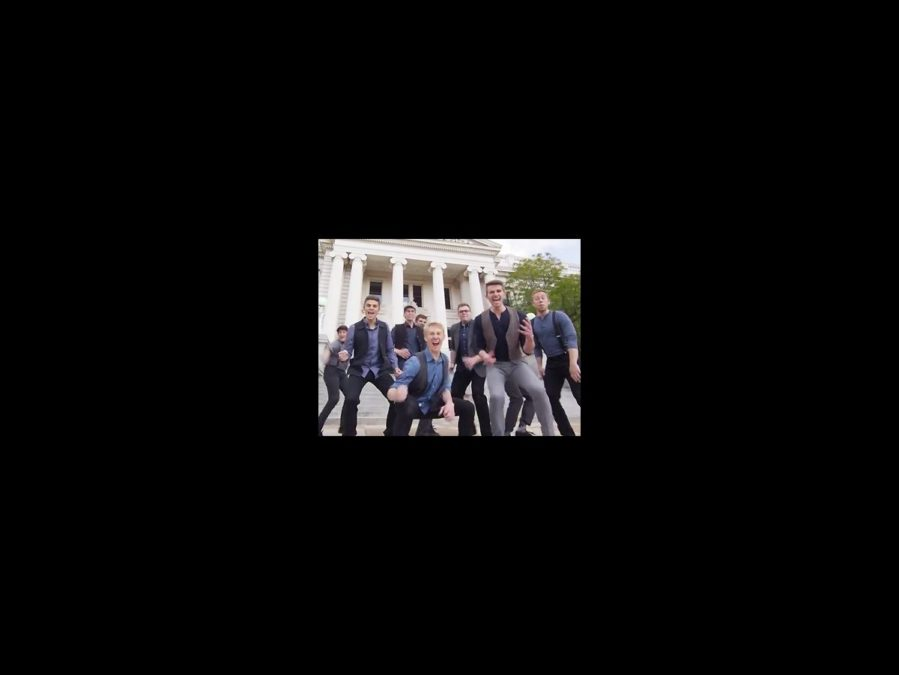 Watch It - BYU Vocal Point sings Newsies - 5/14