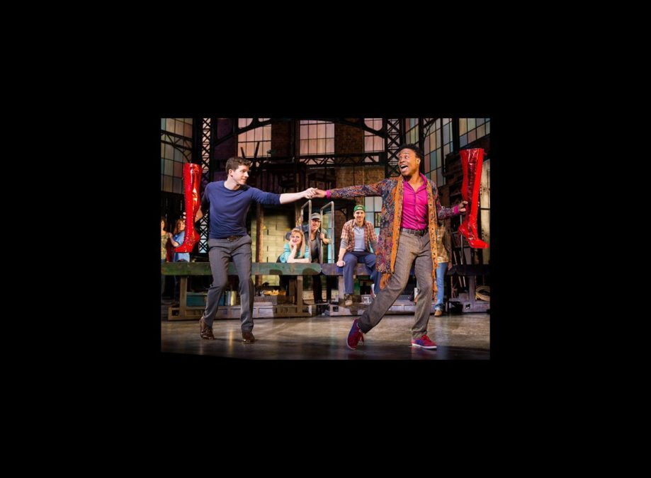 PS - Kinky Boots - Billy Porter - Stark Sands - wide - 03/13
