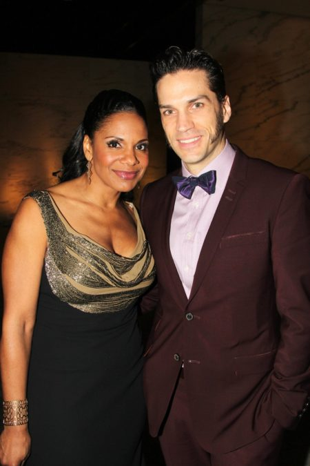 Audra McDonald and Will Swenson - Bruce Glikas - 6/15