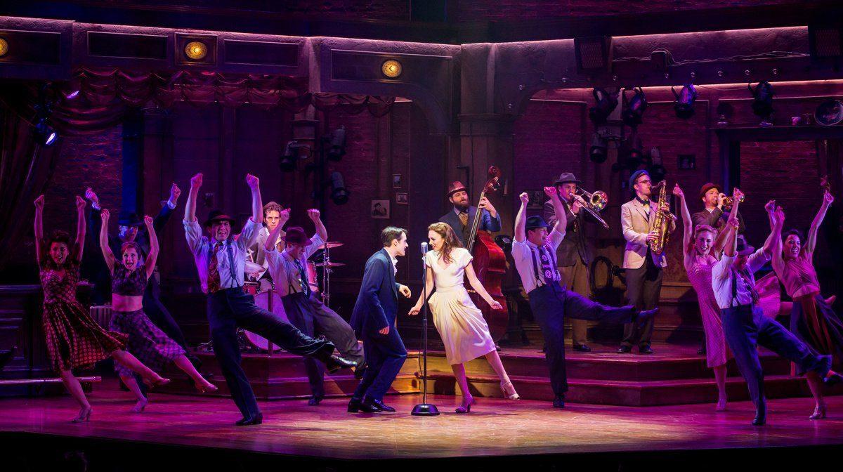 PS - Bandstand - Broadway - 4/17 - Jeremy Daniel