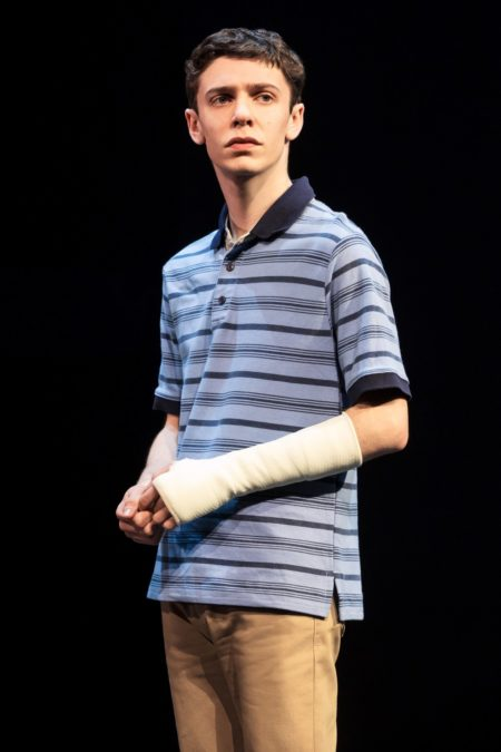 TOUR-Dear Evan Hansen-Ben Levi Ross-Press Photo-Matthew Murphy-5/18