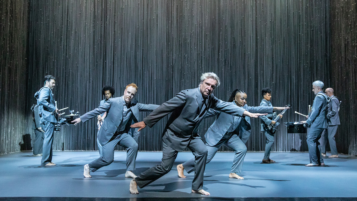 Show Photos - American Utopia - 10/19 - David Byrne - Photo: Matthew Murphy (SHOW HERO