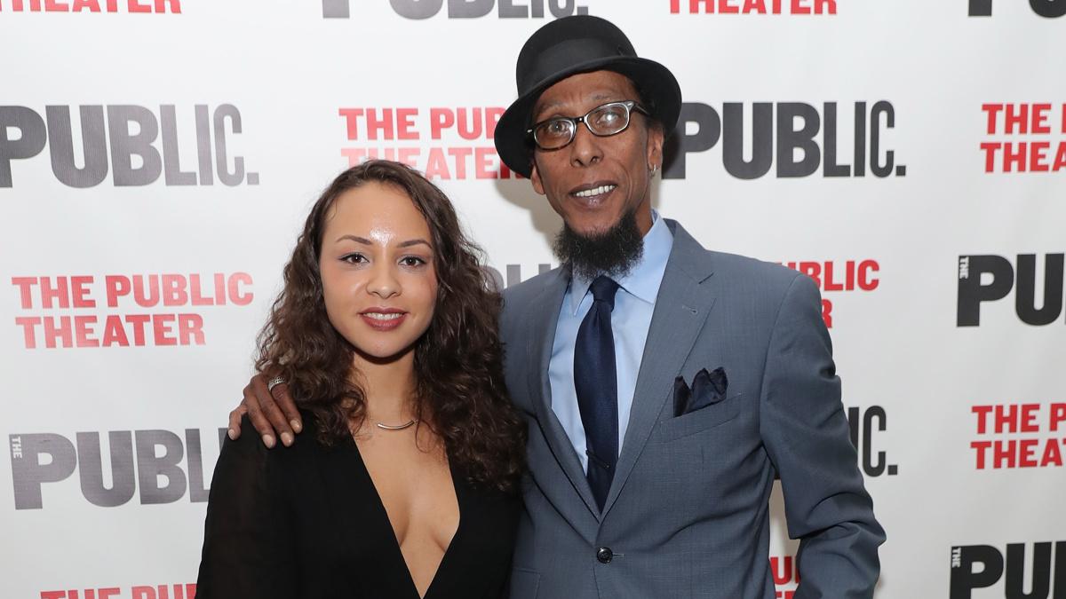 Jasmine Cephas Jones - Ron Cephas Jones - 9/20 - Neilson Barnard/Getty Images