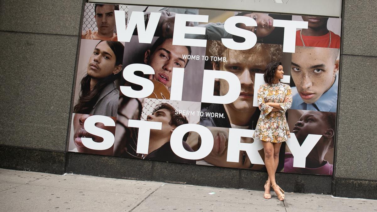 Away from Home - Shereen Pimentel - West Side Story - Matthew Stocke - 10/20