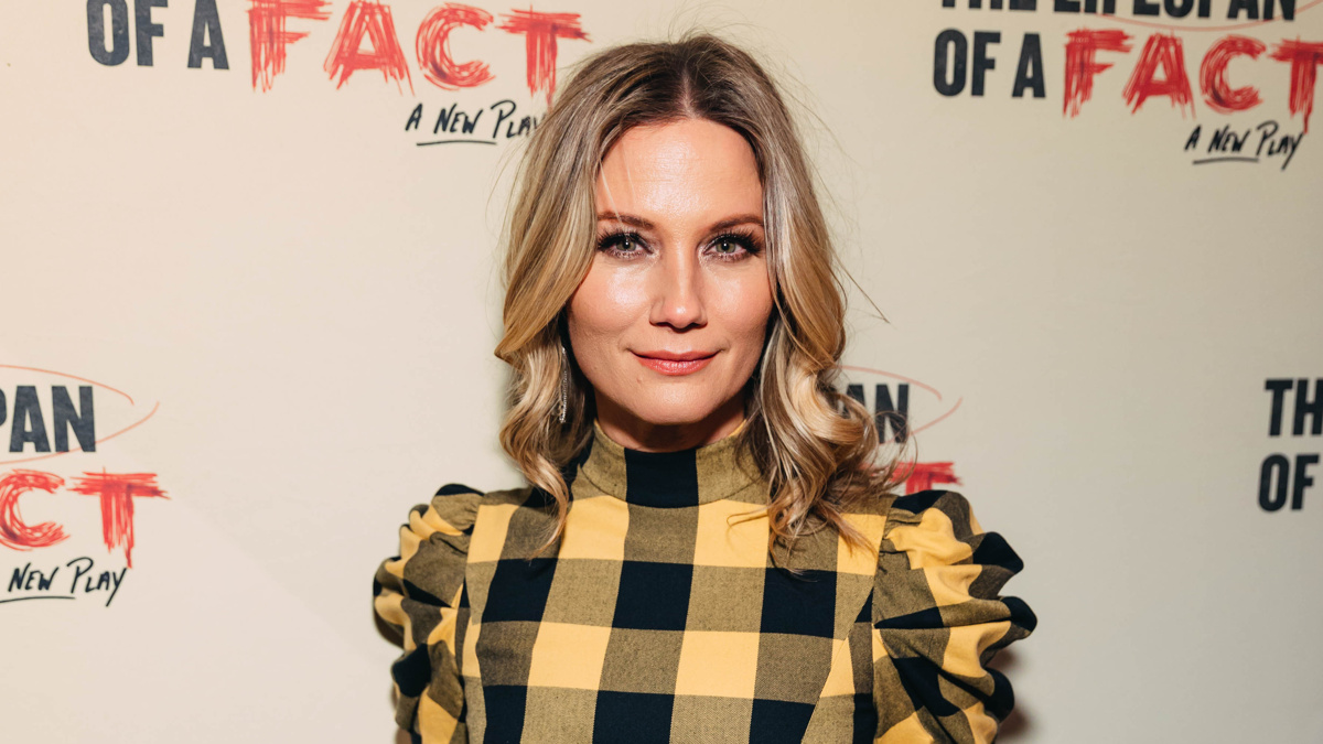 The Lifespan of a Fact Opening Night - Jennifer Nettles - 10/18 - EMK