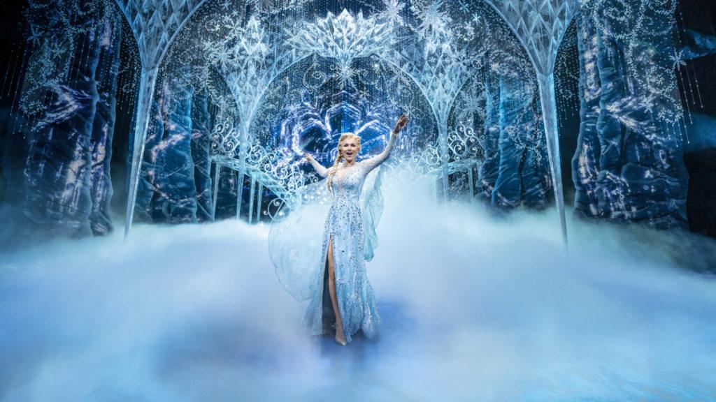 Disney's Frozen - Samantha Barks (Elsa) - Photo by Johan Persson © Disney.jpg
